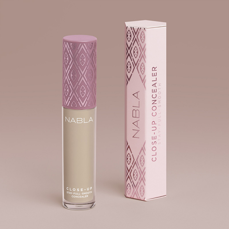 NABLA Close-up Concealer -PORCELAIN 01