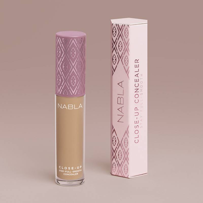 NABLA Close-up Concealer -CREAM BEIGE 04