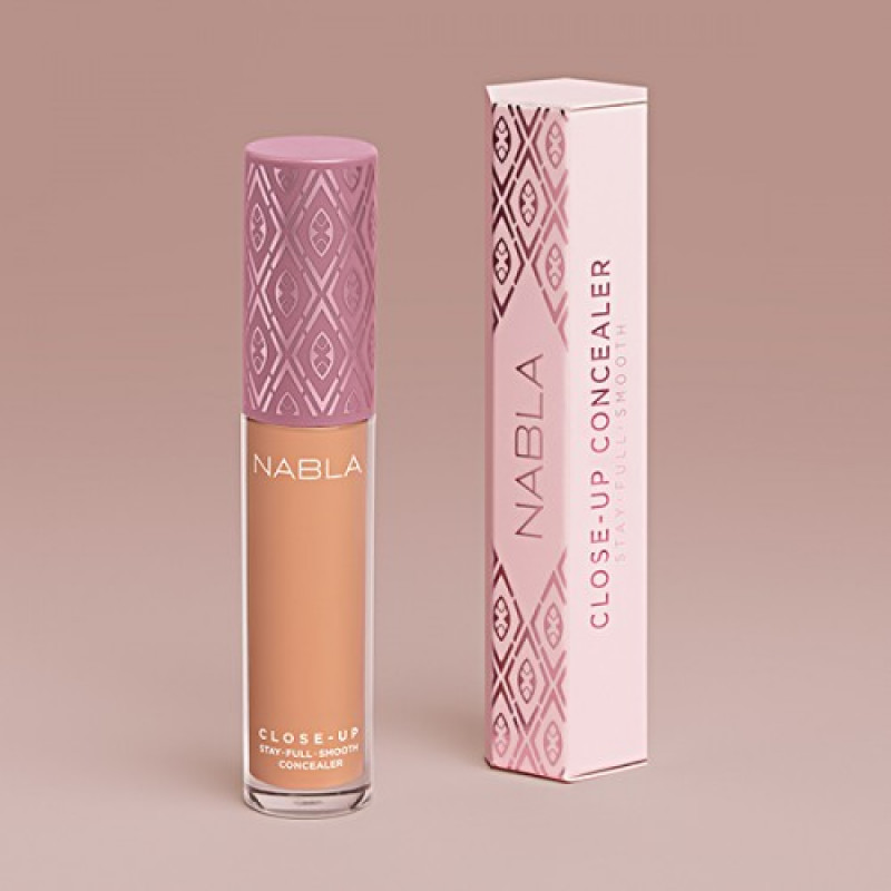 NABLA Close-up Concealer -AMBER 12