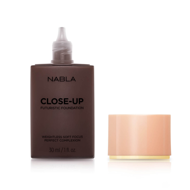 Nabla CLOSE-UP Futuristic Foundation-DEEP 50