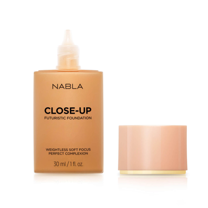 Nabla CLOSE-UP Futuristic Foundation-TAN 20