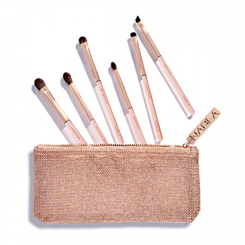 NABLA Brush Set Denude Eye