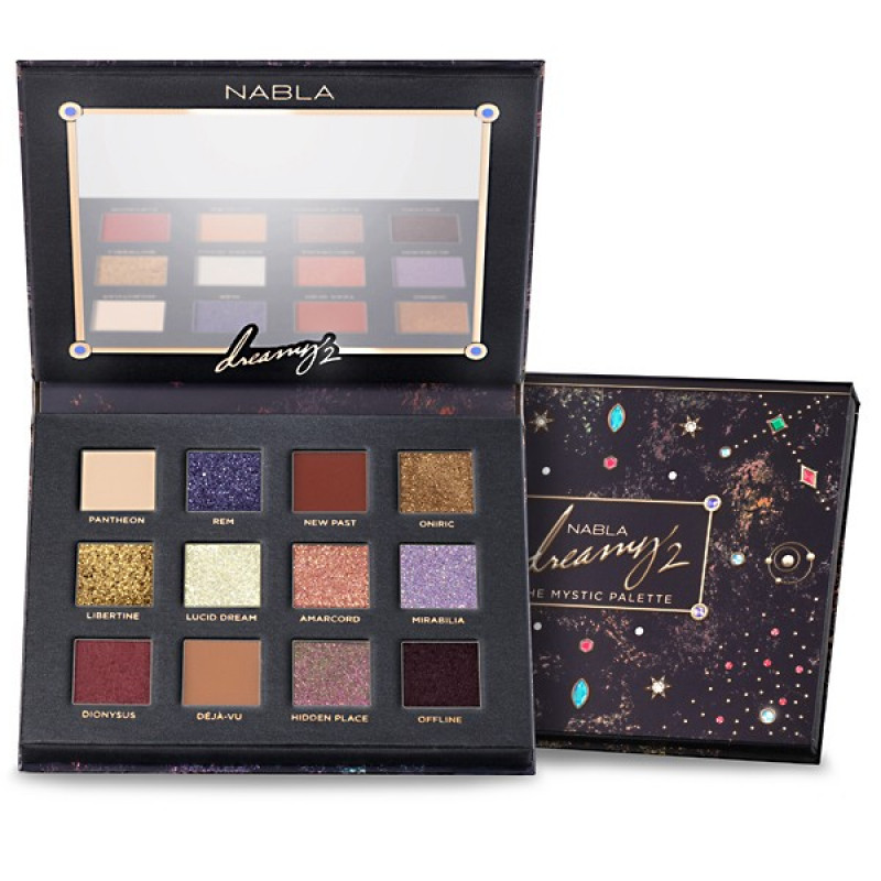NABLA Eyeshadow Palette Dreamy 2