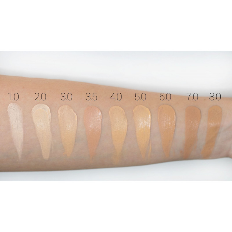 EX1 Invisiwear Liquid Foundation-8.0