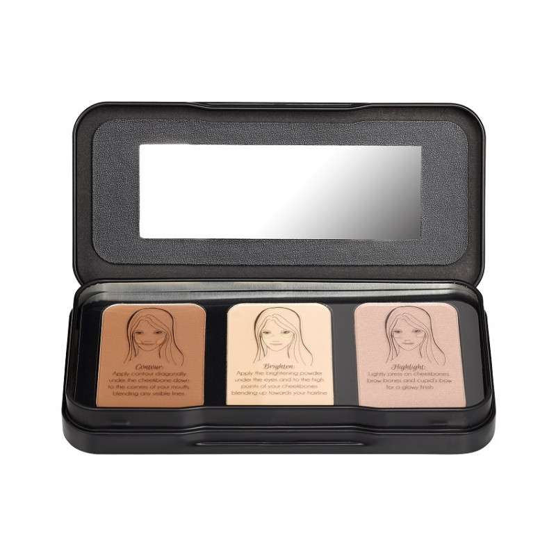 BarryM Sculpting Palette Feeling Cheeky