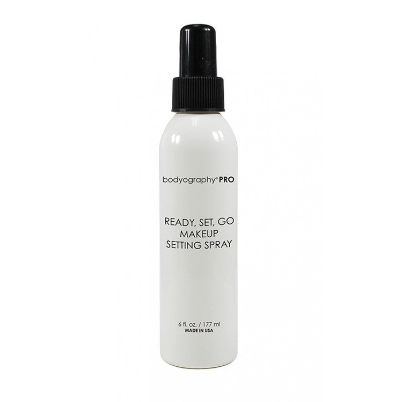 Bodyography Ready, Set, Go Setting Spray 177 ml