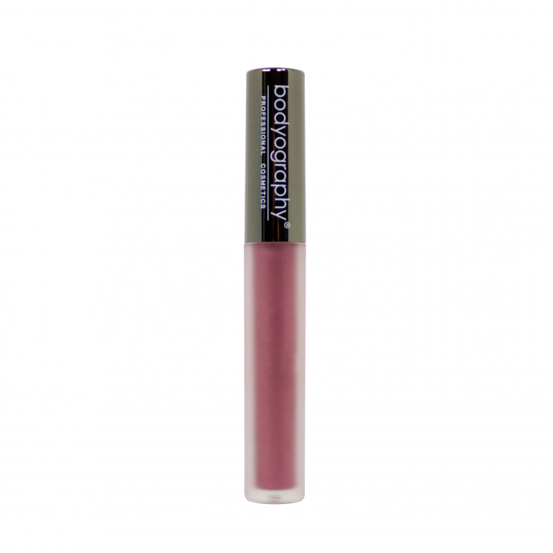 Bodyography LIP LAVA-ROSE MOON metal