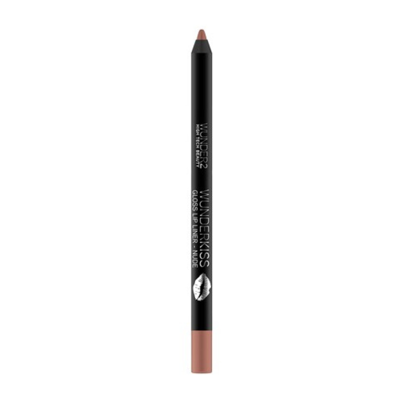 WUNDER2 Wunderkiss Gloss Lip Liner-NUDE