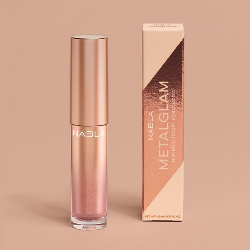 NABLA Metalglam Liquid Eyeshadow
