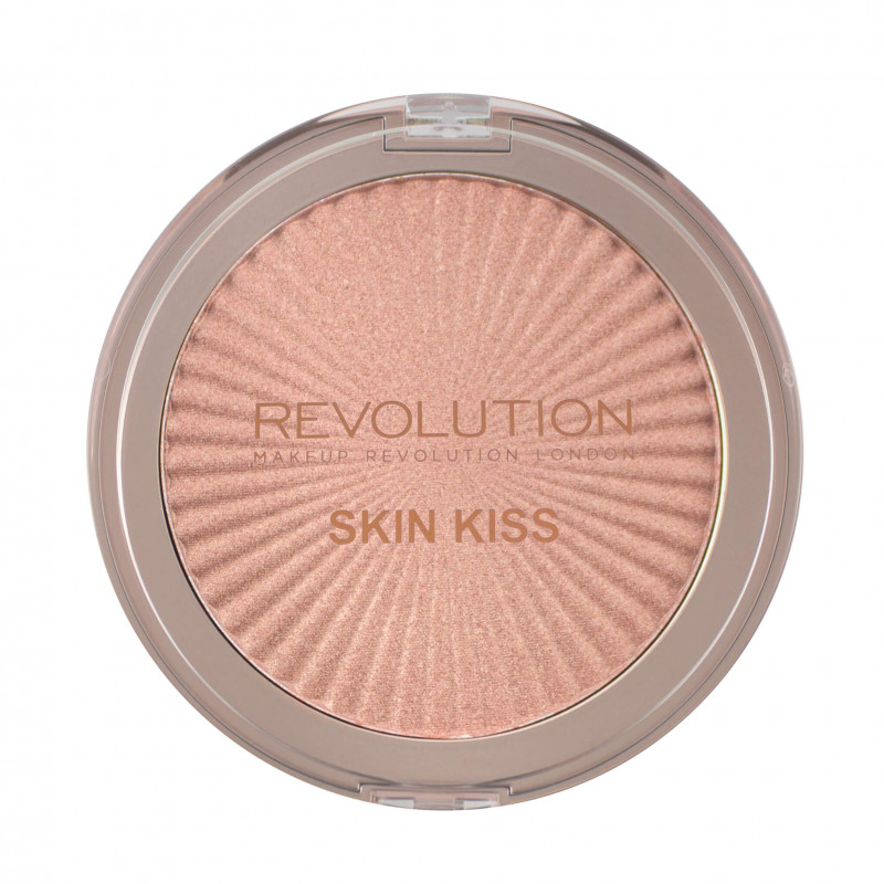 Makeup Revolution Sun Kiss Higlighter 14g-PEACH KISS