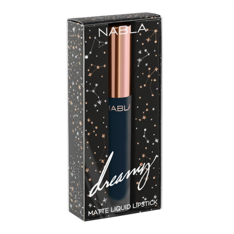 NABLA Dreamy Matte Liquid Lipstick 3ml-NARCOTIC