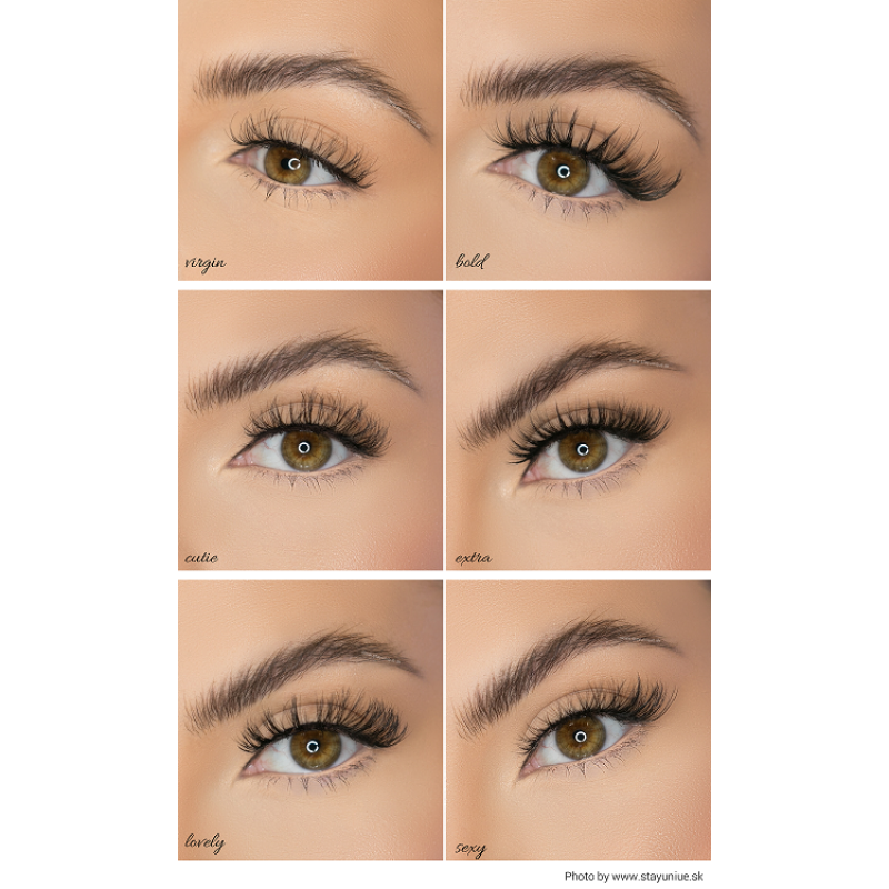 PLH Beauty Lashes swathes