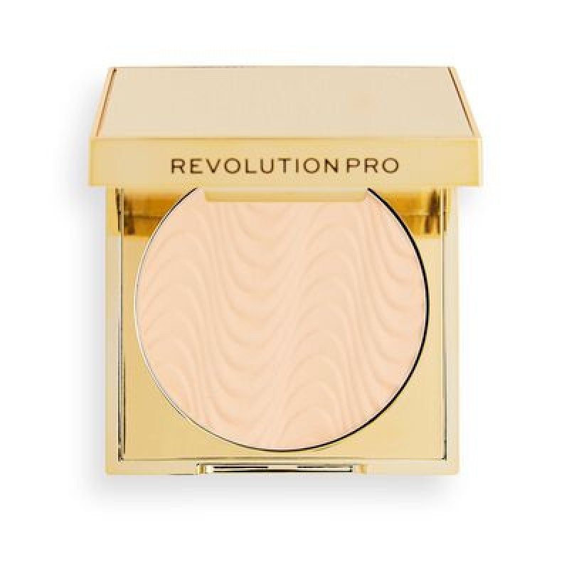 Revolution Pro CC Perfecting Pressed Powder 5g-Cool Maple