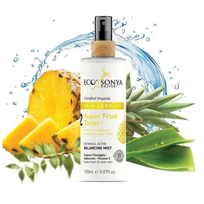 Eco By Sonya Super Fruit Toner 150ML