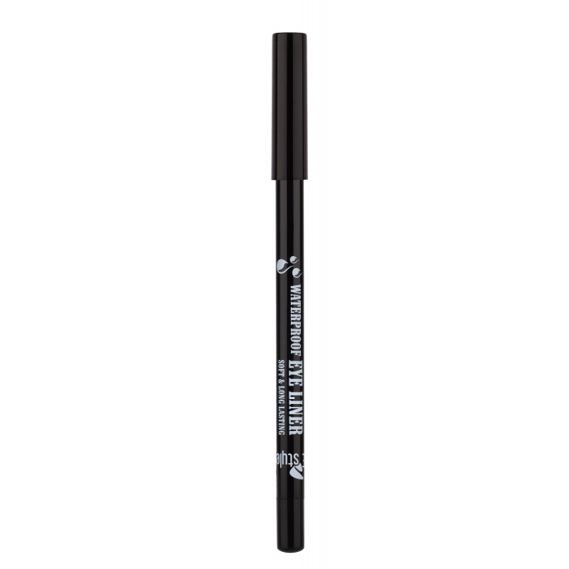 E Style WATERPROOF EYE LINER-01 BLACK