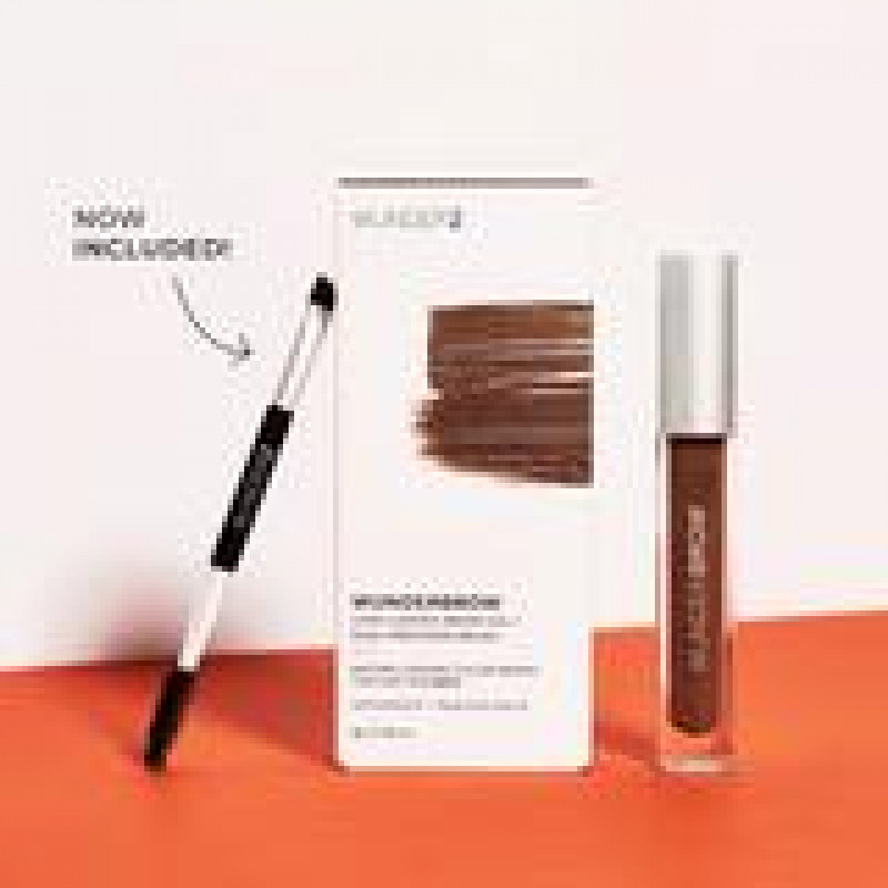 Wunder2 Wunderbrow Eyebrow Gel 3g-BLACK/BROWN