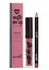 BarryM Lip Kit Matte Me Up Bespoke