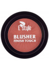 E style FINISH TOUCH BLUSHER