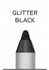 Wuder2 SUPER STAY LINER-GLITTER BLACK